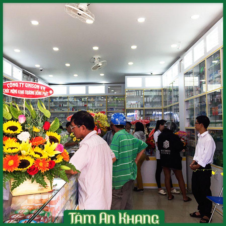 nhà thuốc Tâm An Khang