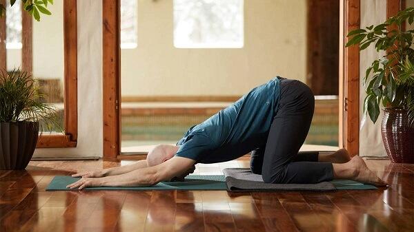 yoga chữa mất ngủ